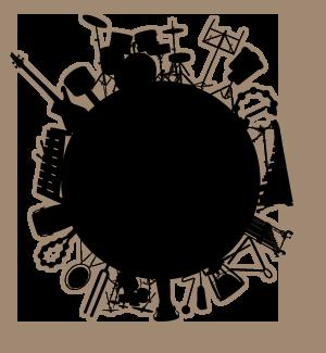 logo de la boite à frap